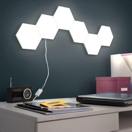 kit-panneau-led-decoratif-puzzle-1-x-3-5-w-plastique-blanc-inspire-3