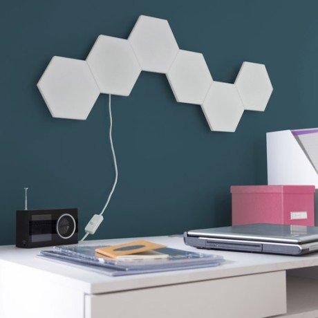 kit-panneau-led-decoratif-puzzle-1-x-3-5-w-plastique-blanc-inspire-4