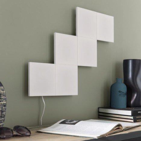 kit-panneau-led-decoratif-puzzle-1-x-3-5-w-plastique-blanc-inspire
