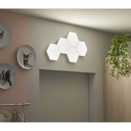 kit-panneau-led-decoratif-puzzle-1-x-3-5-w-plastique-blanc-inspire-5